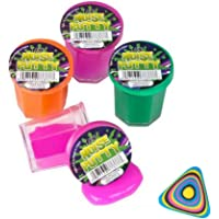 Mini Noise Putty Slime Pack of 24 and 1 Vortex Eraser