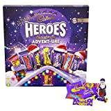 Cadbury Dairy Milk Heroes Advent Calendar 231g