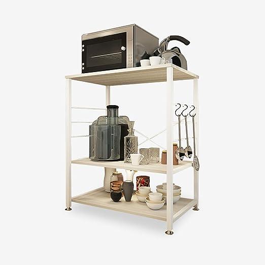 Microondas parrilla del horno Estante de la máquina de pan ...