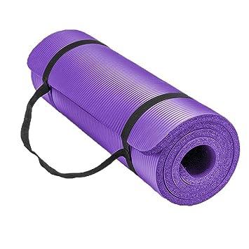 Zippem - Esterilla de Yoga portátil y Antideslizante, para ...