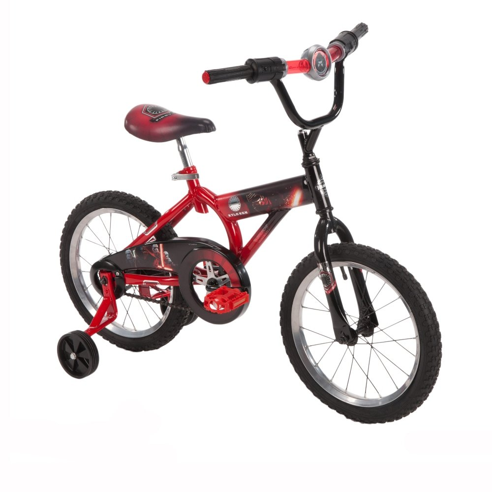 Huffy Bicycle Company #21726 Star Wars Episode VII Bike, 16-Inch by Huffy Bicycle Company B00T0UCQQM
