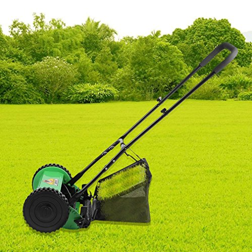 reel lawn mower brands