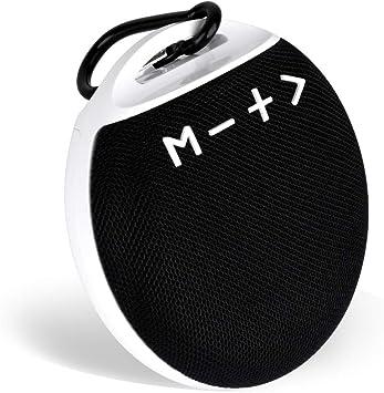 Aigoss S4 Altavoz Bluetooth Portátil Inalámbrico V4,2 Estéreo ...