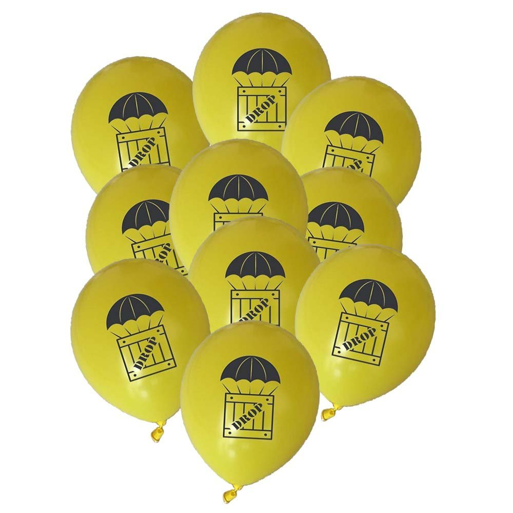 Harry Potter Hogwarts 6pk Birthday Foil Balloon Bouquet Age Eight 8 8th