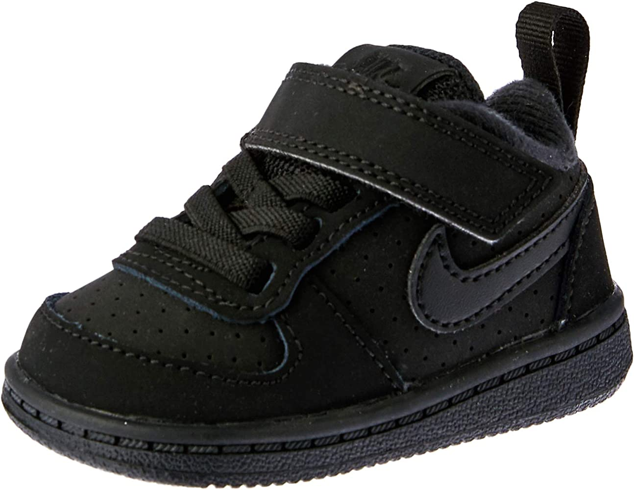 zapatillas nike court borough negras