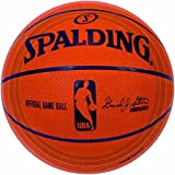 Sports and Tailgating NBA Party Spalding Basketball Round Plates Tableware, Paper, 7', Pack of 18