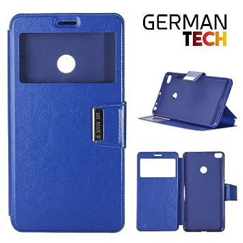 German Tech® - Funda carcasa tipo Libro con función soporte para ...