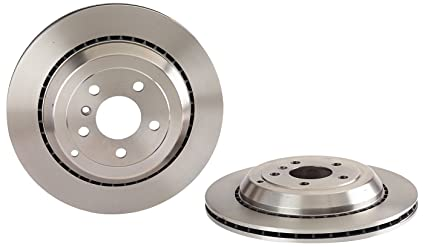 Brembo 09.A731.11 UV Coated Front Disc Brake Rotor