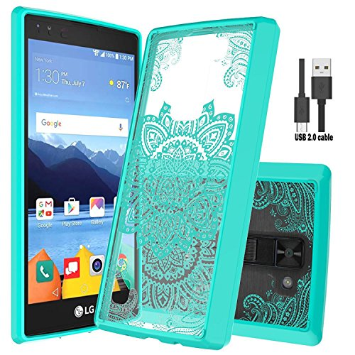 LG K8V case,LG VS500 case,LG K8 V case With Micro USB 2.0 Cable,Wtiaw [Scratch Resistant] Acrylic Hard Cover With Rubber TPU Bumper Hybrid Ultra Slim Protective for LG K8V 2016-YKL - Customer Service Gucci Email