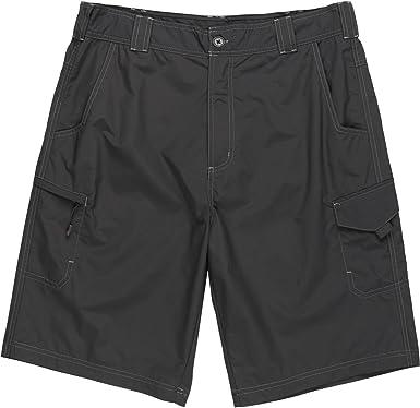 Pacific Trail Mens Nylon Rip-Stop Shorts
