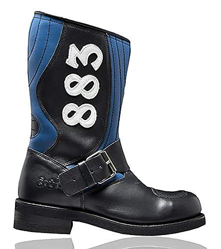 grande sconto per stile classico rapporto qualità-prezzo POLICE 883 Stivali Biker Art.MAX-2202: Amazon.it: Scarpe e borse