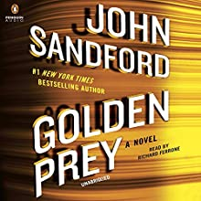 Golden Prey Audiobook by John Sandford Narrated by Richard Ferrone