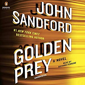Golden Prey Hörbuch