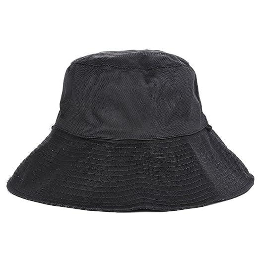956bb84fc98aa Bornbayb Women s Travel Flat Top Hats Fishing Hunting Cap Double ...