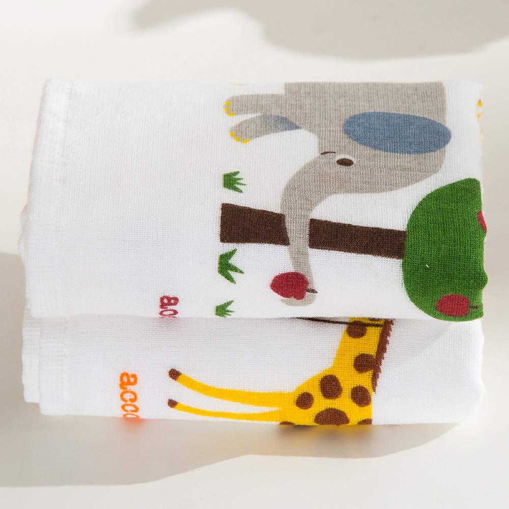MAOJINMIAN Handtuch 2 eingelegt Geschenkbox Baumwolle saugfähigem Kind Baby waschen großes Handtuch