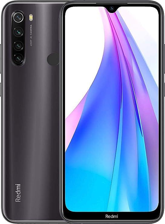 Xiaomi Redmi Note 8T - Smartphone 128GB, 4GB RAM, Dual Sim, Moonshadow Grey: Amazon.es: Electrónica
