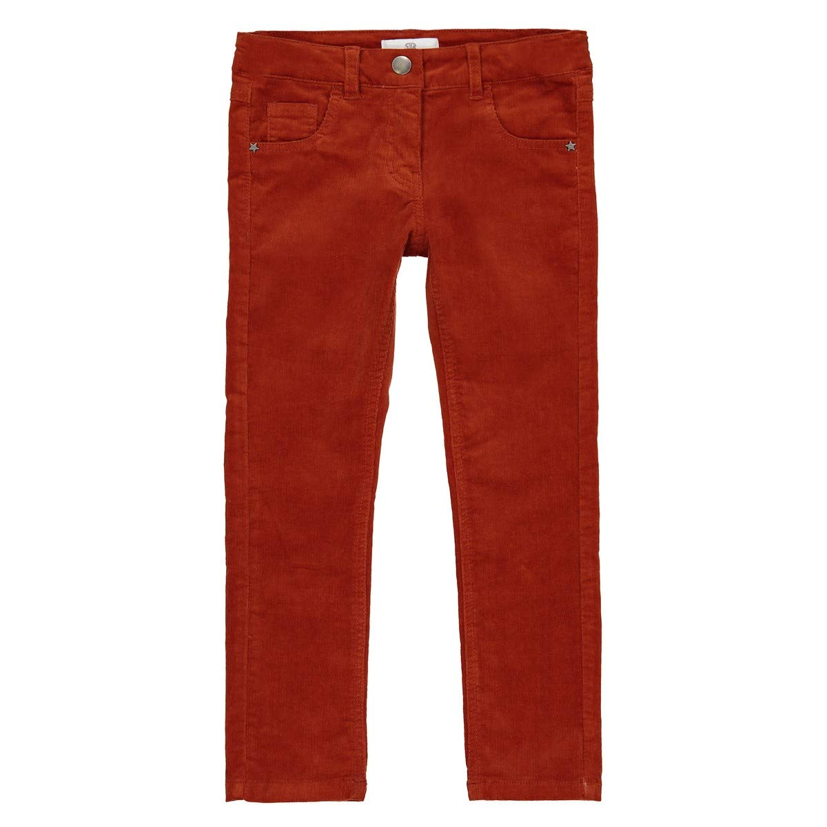 3-12 Years La Redoute Collections Big Girls Corduroy Trousers