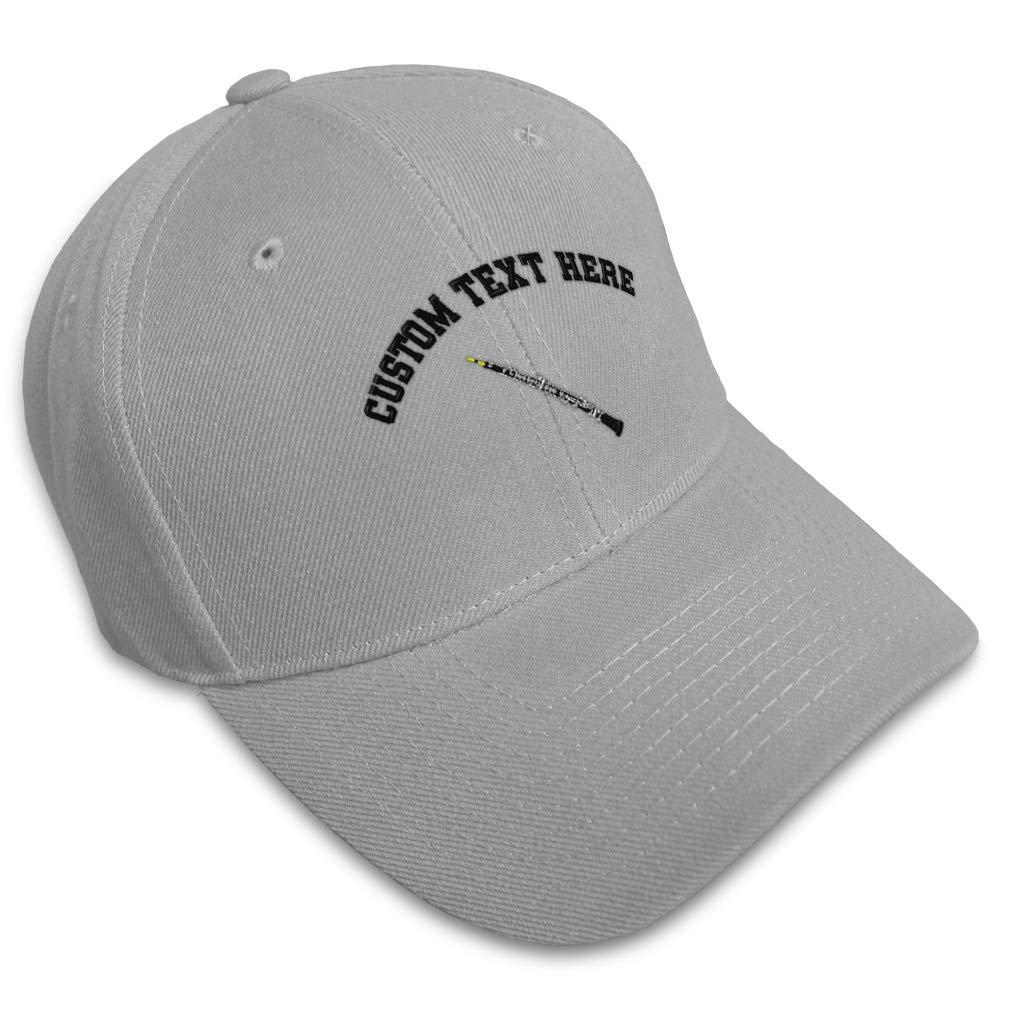 Custom Baseball Cap Oboe Embroidery Dad Hats for Men /& Women Strap Closure