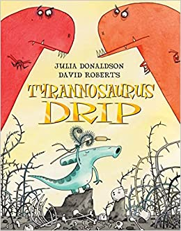 Image result for tyrannosaurus drip book