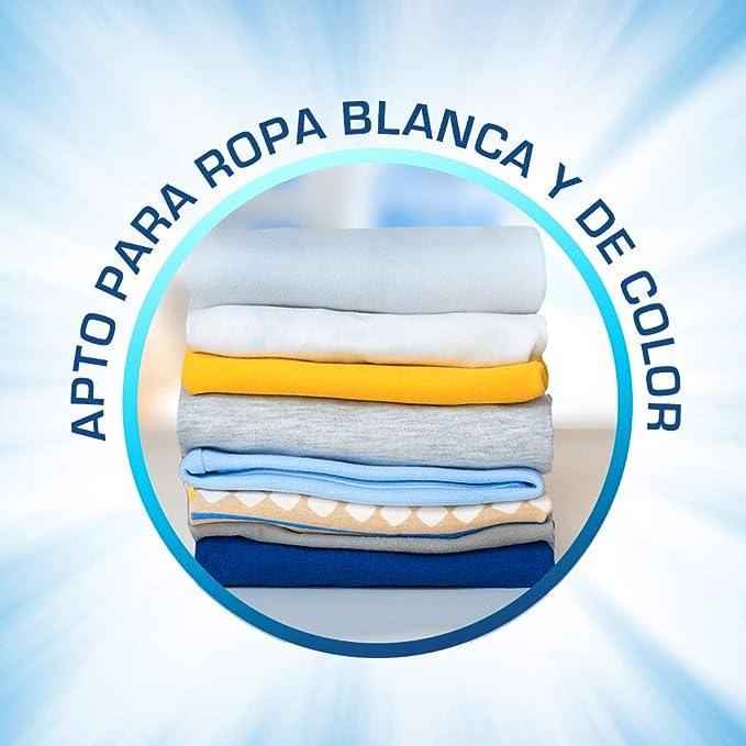Colon Detergente para Ropa en Polvo Azul 33 dosis: Amazon.es: Amazon Pantry