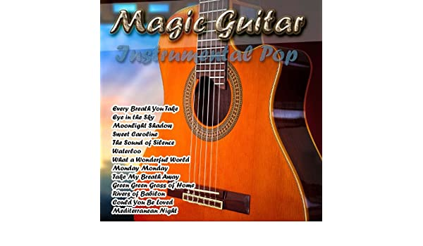 Magic Guitar - Instrumental Pop by Antonio de Lucena & Paco Nula Sergi Vicente on Amazon Music - Amazon.com