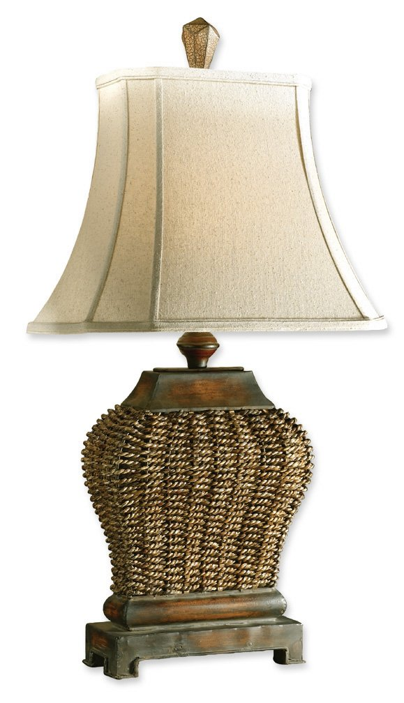 Uttermost 30 inch tall augustine table lamp amazon aloadofball Images