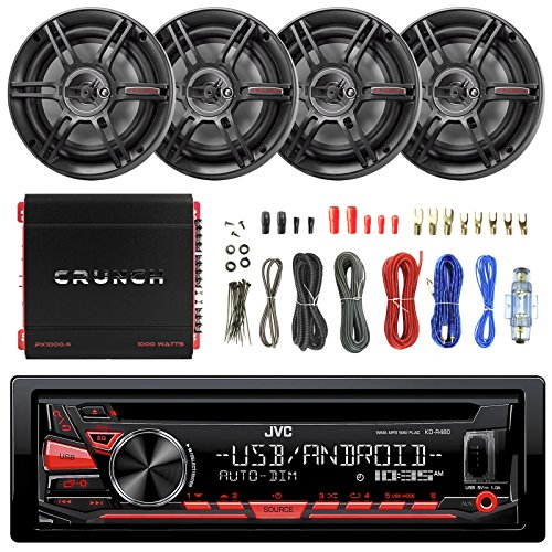 1000 watt amp with fan - 5