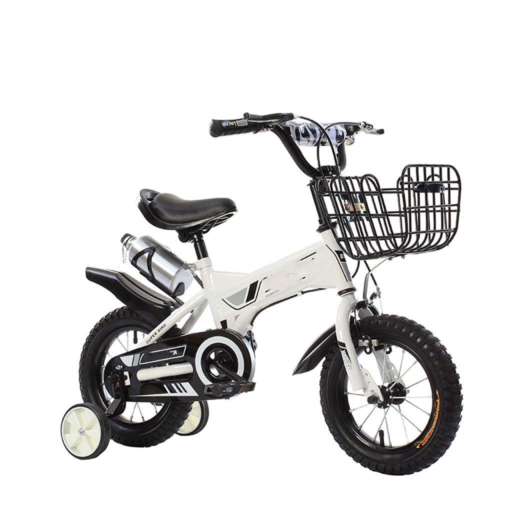 自転車 子供用自転車3-4-5-6-7-8歳の男性と女性12/14/16/18インチ自転車 (サイズ さいず : 18 inch) B07DYJM3R318 inch