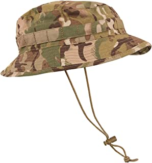 Kombat British Special Forces Short Brim Bush Hat - MTP Camo 382f6d656fc
