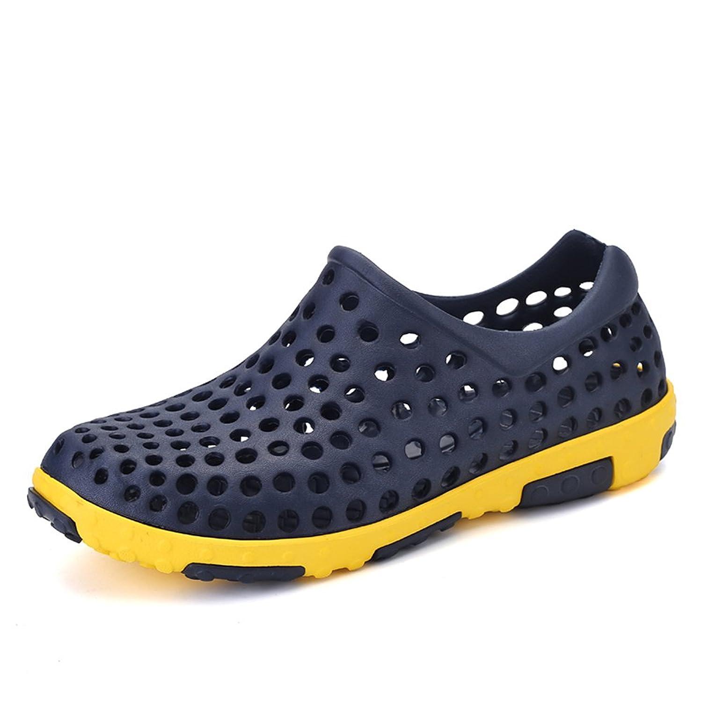 Aleader Men's Slip On Garden Shoes Aqua Clogs Shoes