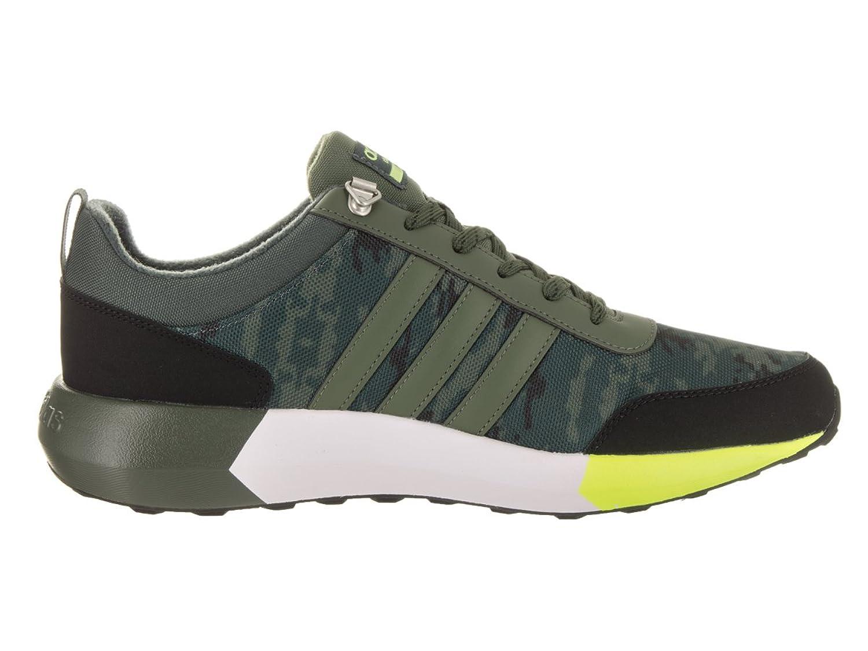 adidas neo men's cloudfoam race wtr running shoe