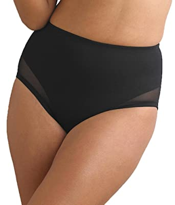 0ddbbbaf66 Miraclesuit Shapewear Womens Extra Firm Sexy Sheer Waistline Brief ...