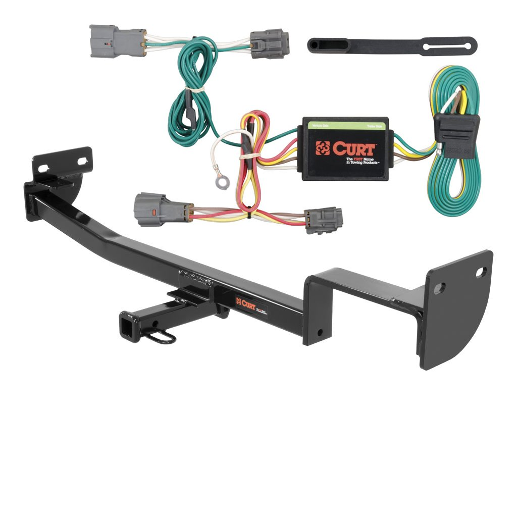 curt class 1 trailer hitch bundle with wiring for 2015 2016 kia soul 11419 \u0026 56222  towing with the soul kia soul forums