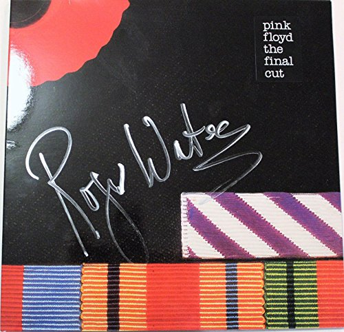 Roger Waters Pink Floyd Signed New Album W/COA The Final Cut #1