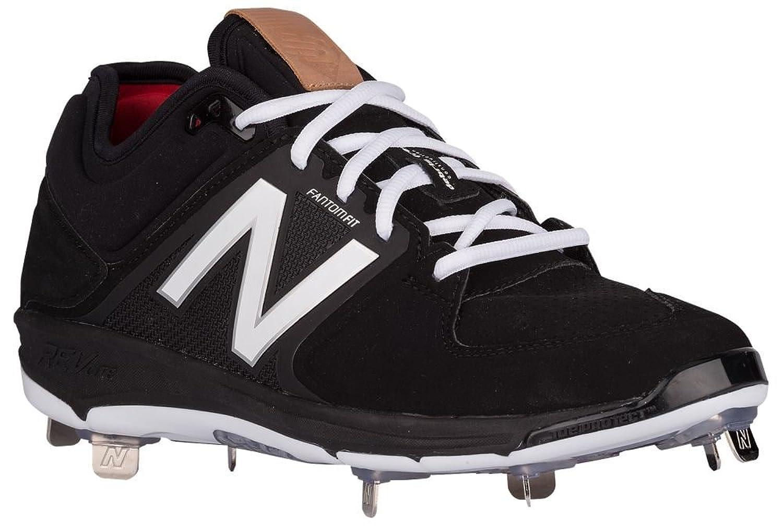 [ニューバランス] New Balance 3000V3 Metal Low メンズ ベースボール Black/White US09.0 [並行輸入品] B072FK3VTD