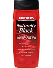 Mothers 656112 Naturally Black Trim and Plastic Restorer