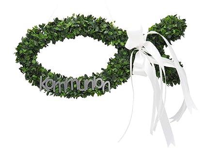 Door Decor Door Jewelry Communion Wreath Table Decoration Fish