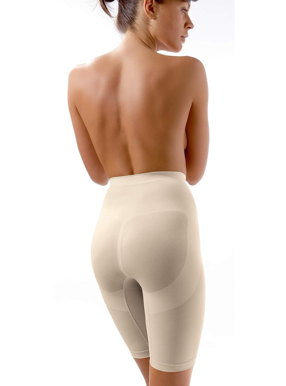 Intimidea Pantaloncino Contenitivo Modellante Guaina Ultraleggera Extra-Comfort
