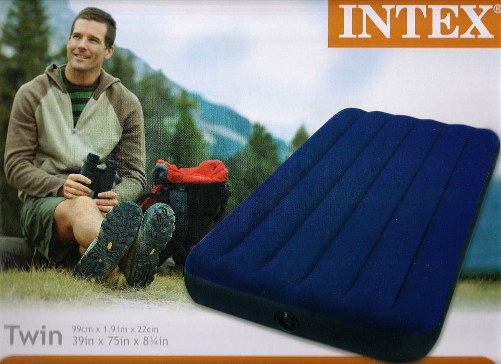 Amazon.com: Nuevo colchón inflable de aire Tamaño individual ...