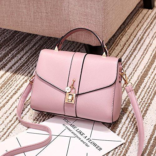 Bandoulière Petit Paquet Féminin Forfaits Simple Pink À Sac Fleurs Sac Petit Forfaits Un Sac Boucle Marée Femelles KLXEB Pg48xx
