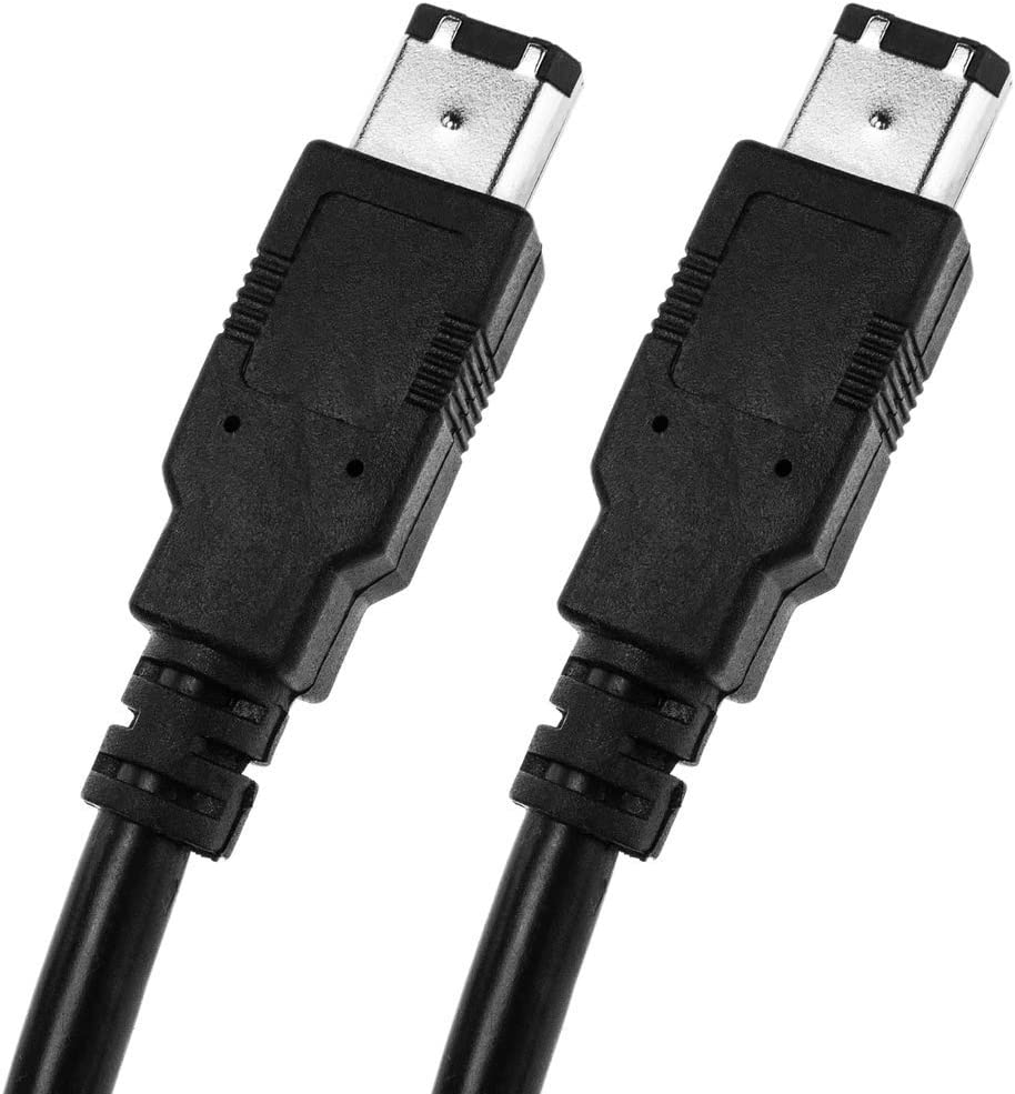 3 metros Cable FireWire 400 IEEE 1394 6//6 Pin BeMatik