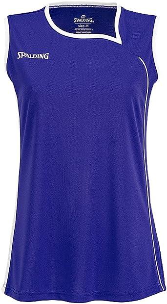 Spalding 3002411 - Camiseta de Baloncesto para Mujer: Amazon.es: Ropa y accesorios