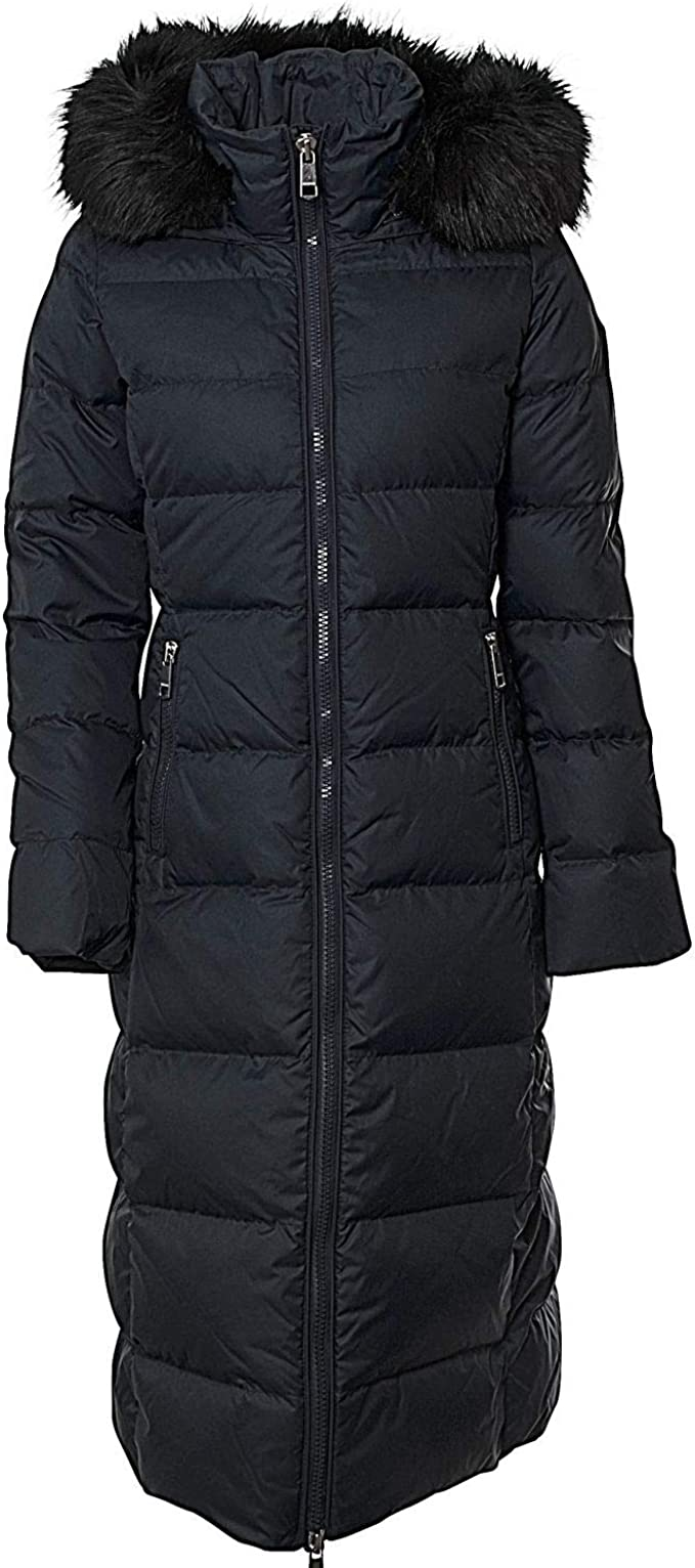 Tommy Hilfiger Womens New Tyra Maxi Down Coat