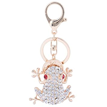 Amazon.com   Pineapple Keychain Charm Pendant Handbag Bag Keychain Key Ring  (Money Toad)   Office Products 1ee4a04d6