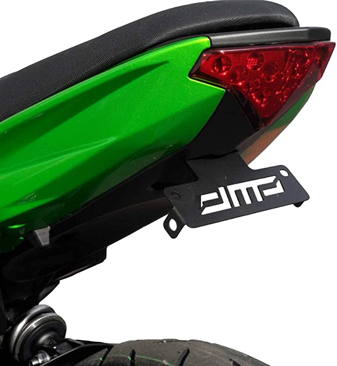 Amazon.com: DMP Fender Eliminator Kawasaki Ninja 650R (12 ...