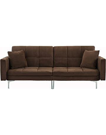 Merveilleux Housel Living HSL110 VV Futon, Brown