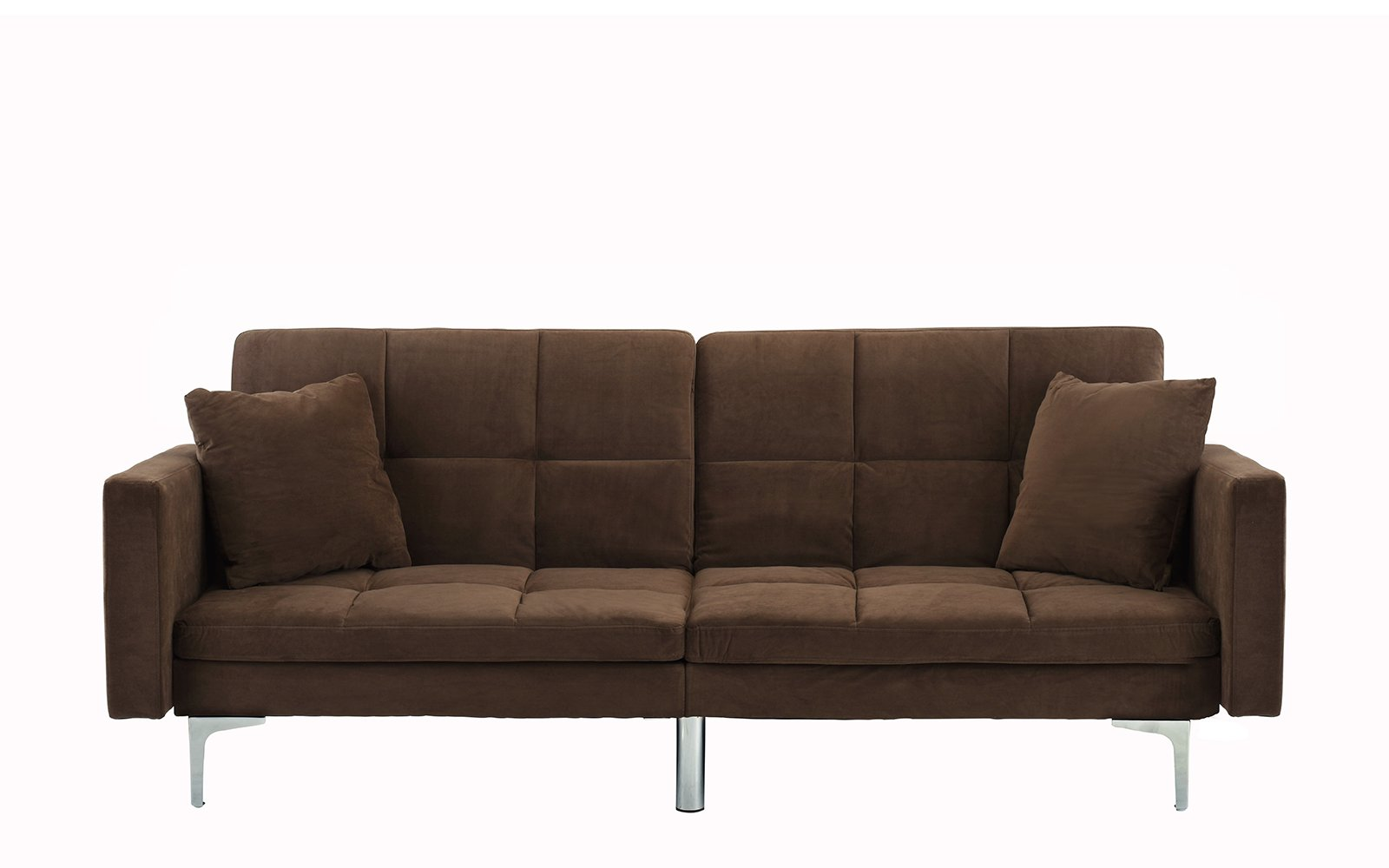 Housel Living Futon, Brown by Housel Living