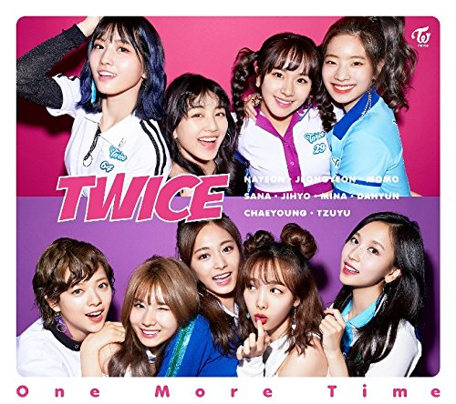 TWICE / One More Time[DVD付初回限定版B]