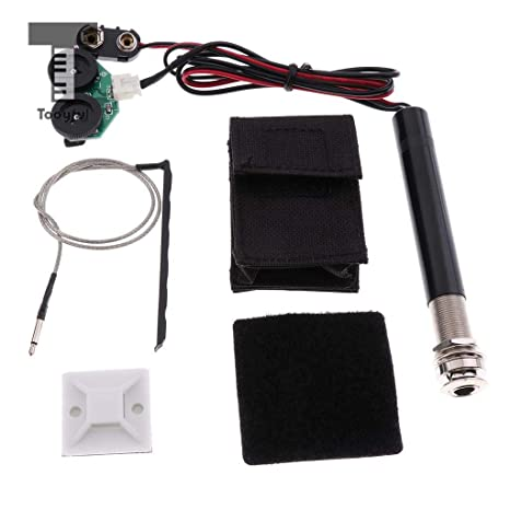 Value-5-Star - Active Endpin Jack Preamp Piezo Pickup Kit ... on