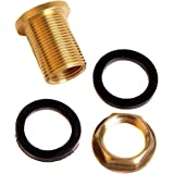 Screw-on Water Butt Barrel Screw with 3/4'Socket for Tap (FASS02) by Soytich